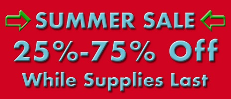 Summer Bargain Balloons Sale