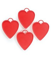 8 Gram Red Heart Weights 100 Pack