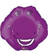 "20"" Barney Head Shape"