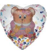 "36"" Insider It&#39s A Girl Bear 5B429"