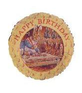 "9"" Airfill Beatrix Potter Birthday M491"