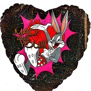 "18"" Bugs Bunny: Mad About You"