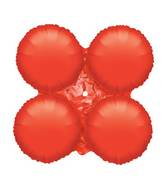 "16"" Magic Arch Metallic Red"