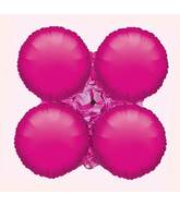 "16"" Magic Arch Metallic Fuchsia"