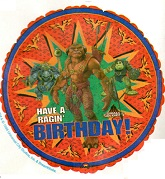 "18"" Small Soldiers Raging Birthday Balloon"