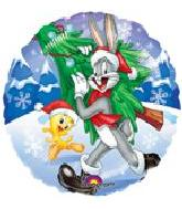 "18"" Looney Tunes Christmas"