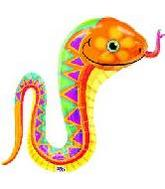 40&#39&#39 Colourful Snake