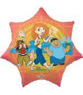 "21"" Kim Possible Mylar Balloon"