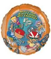 "18"" Rocket Power Birthday"