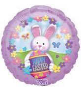 18&#39&#39 Gingham Easter Bunny