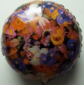 "18"" All The Flowers Mylar Balloon"