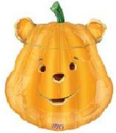 "26"" Pooh Pumpkin  Head"