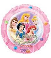 "18"" Disney Princess Merry Christmas"