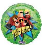 "18"" Incredibles Birthday"