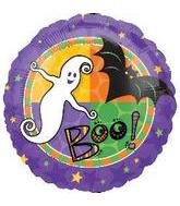 "18"" Boo!! Ghost & Bat"
