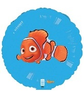 "18"" Finding Nemo Disney Pixar Movie Balloon"