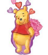 "32"" Pooh In Love 4D"