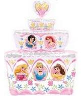 "28"" Princess Birthday Cake Shape"