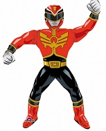 "67"" Power Rangers MegaForce AirWalker Balloon"