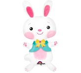 "56"" Happy Bunny Airwalker Balloon"