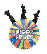 "29"" Disco Dancers Disco Fever"