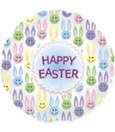"18"" Happy Easter Multi Bunnies"