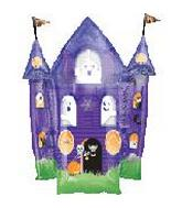 35&#39&#39 Haunted House Insider Balloon