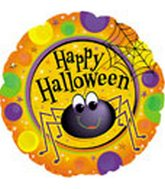 Halloween Mylar Balloon