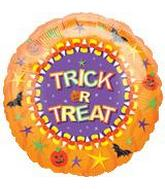 "18"" Trick or Treat Balloon"