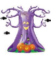 "33"" Spooky Tree Shape"