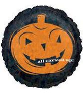 18'' Scary Night: All Carved Up