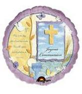 "18"" Inspirations Communion Balloon"