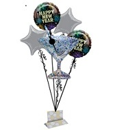 Martini Celebration New Years Bouquet