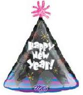 "18"" New Year Party Hat Junior Shape"