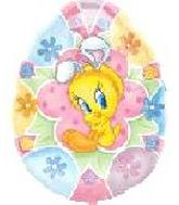 27&#39&#39 Easter Tweety 5B184
