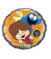18&#39&#39 Foster&#39s Home For Imaginary Friends Ballloon