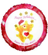 "Happy Holidays ""Happy All-the-Days!"" Airfill Balloon"