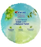 "18"" Crest Nature&#39s Expressions Promotional Balloon"