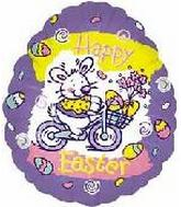 "18"" Happy Easter Bunny Cycle"