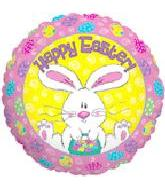36&#39&#39 Happy Easter Egg Bunny B239