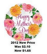 "31"" Mother&#39s Day Floral Chrysanthemums"