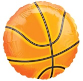 "18"" Basketball Balloon Anagram"