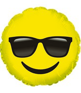 "4"" Airfill Only Sunglasses Emoji"
