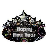 14'' Airfill New Year Marquee ZZH9