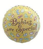 "18"" Babies are Special Mylar Balloon"