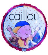 "18"" Licensed Caillou Foil Balloon"
