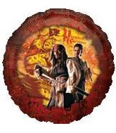 18&#39&#39 Pirates of the Caribbean Mylar Balloon