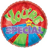 "18"" You&#39re So Special Mylar Ballon"