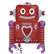 28&#39&#39 S-A-T Love Machine Robot