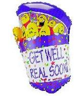 "26"" Get Well Happy Pills (damaged print)"
